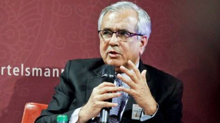 niti aayog chairman, rajiv kumar, economist rajiv kumar, foreign influence, India's growth, niti aayog chief, indian express news