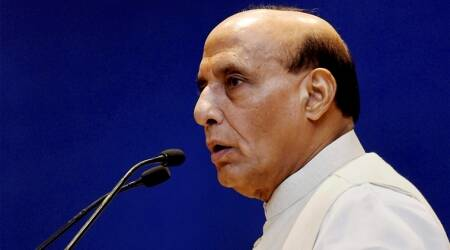 Ahead of J&K visit, Rajnath Singh scraps border embankment