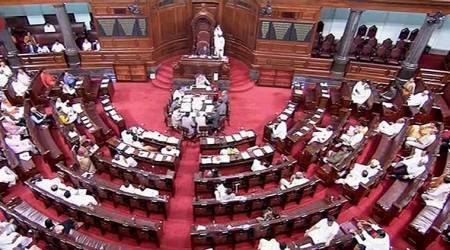 Demand in Rajya Sabha against online games like 'Blue Whale'