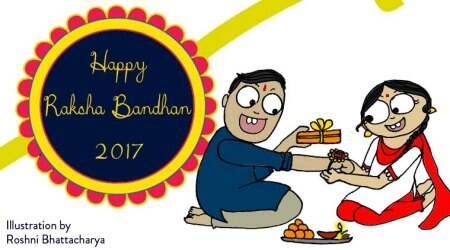 Raksha Bandhan 2017: ADORABLE illustrations every brother-sister will relate to