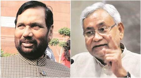 Ram Vilas Paswan bats for Nitish Kumar-led JD(U) joining Union Cabinet