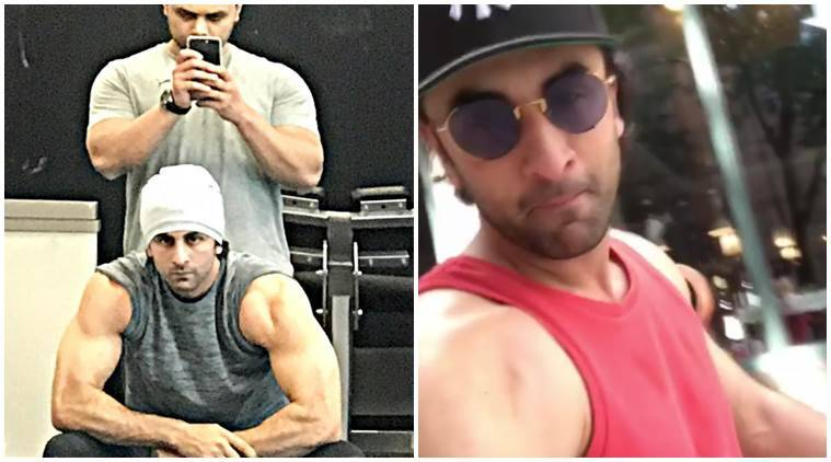 Ranbir kapoor is prepping hard for the sanjay dutt biopic check out ranbir kapoor sanjay dutt biopic ranbir kapoor latest photos ranbir kapoor sanjay dutt altavistaventures Image collections
