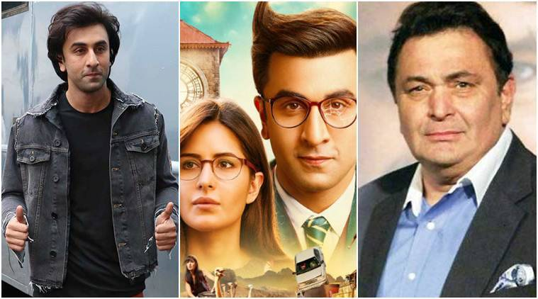 Ranbir Kapoor disagrees Rishi Kapoor's Criticism of Jagga Jasoos