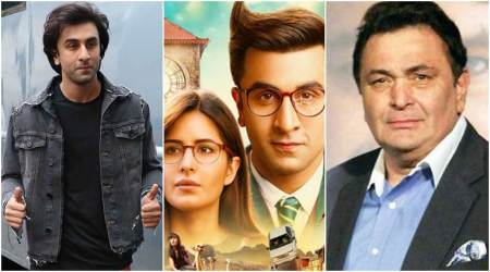 Ranbir Kapoor on Rishi Kapoor's criticism of Jagga Jasoos: I don't agree with what he said