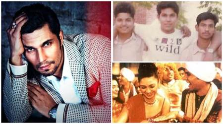 Happy birthday Randeep Hooda: His early life to his debut film, here are some unseen photos of the actor