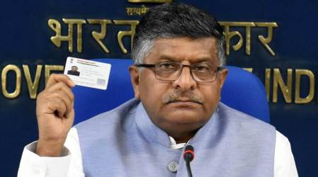 Aadhaar-PAN linkage needed to stop money laundering: Ravi Shankar Prasad
