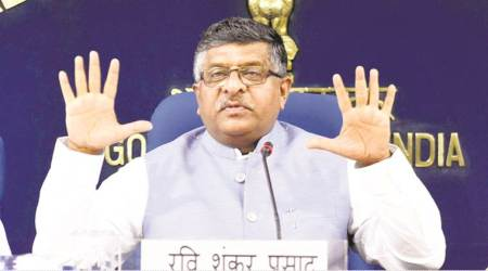 Savings via DBT cross Rs 58k crore mark, says Union Minister Ravi Shankar Prasad