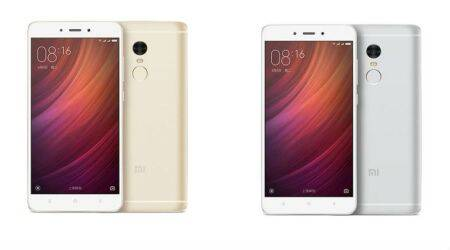 Xiaomi says it sold 5 million Redmi Note 4 phones in six months