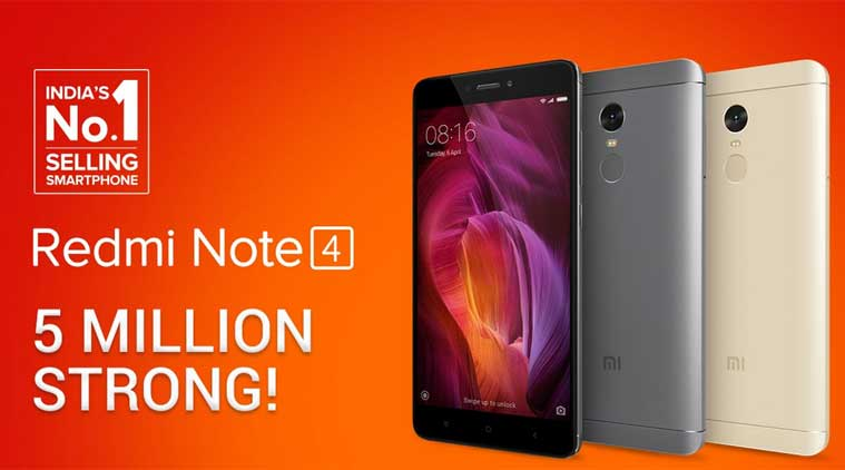 Xiaomi, Xiaomi Redmi Note 4, Redmi Note 4 sale, Redmi Note 4 success, Redmi Note 4 sales, Redmi Note 4 sales data, Redmi Note 4 sales numbers