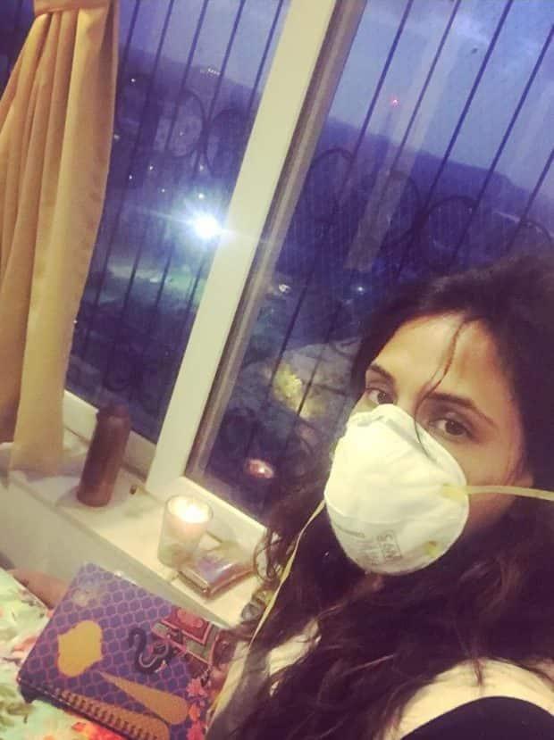 Richa Chadha, swine flu, Richa Chadha swine flu, actors swine flu, Fukrey Returns, Fukrey Returns film