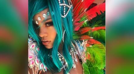 Rihanna's risqué carnival costume is incredibly gorgeous; is this her best yet?