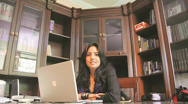 ritnika nayan, indie music, indie music industry, indie 101 book, indian express