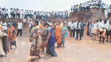 Andhra Pradesh Congress demands white paper on Polavaram project