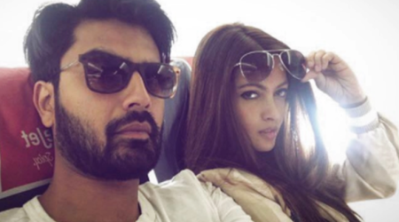 Riya Sen is all set to marry boyfriend Shivam Tewari. See their photos together