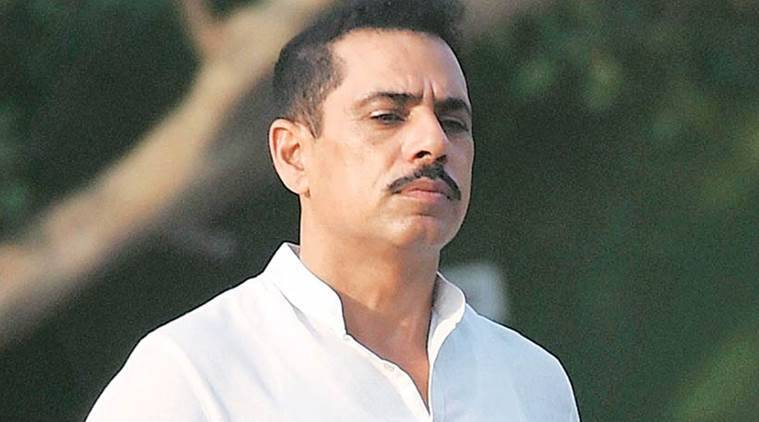 Robert Vadra decries CBI probe into Bikaner land deals