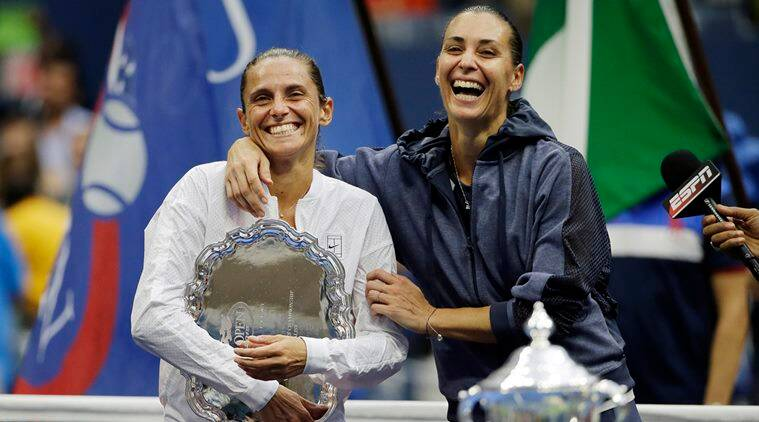 Roberta Vinci, US Open, Indian Express