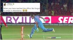 rohit sharma, rohit sharma india sri lanka, rohit sharma run-out memes, rohit sharma run out memes funny twitter, rohit sharma twitter, rohit sharma runout sri lanka memes, indian express, indian express, indian express news, memes