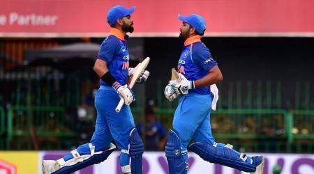 Virat Kohli, Rohit Sharma indulge in a 'clearance sale' in Colombo
