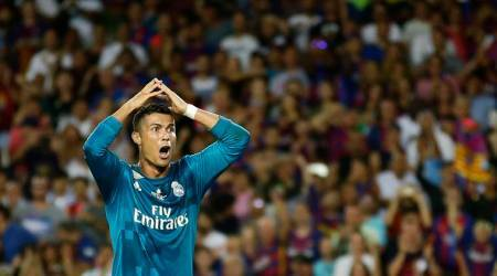 Cristiano Ronaldo five-game ban upheld by Spanish FA