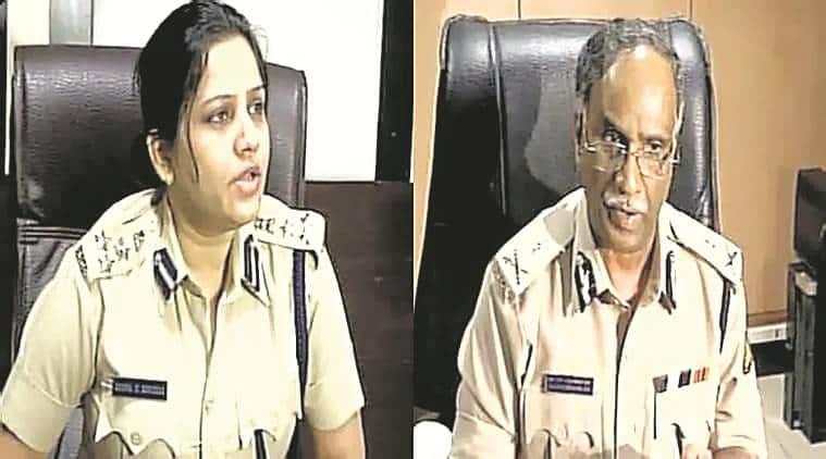 Karnataka police DGP, KARNATAKA POLICE DGP H N Sathyanarayana Rao, favours in Bengaluru jail to AIADMK leader V K Sasikala,  fake stamp paper case accused Abdul Karim Telgi, Sasikala preferential treatment, Indian Express News