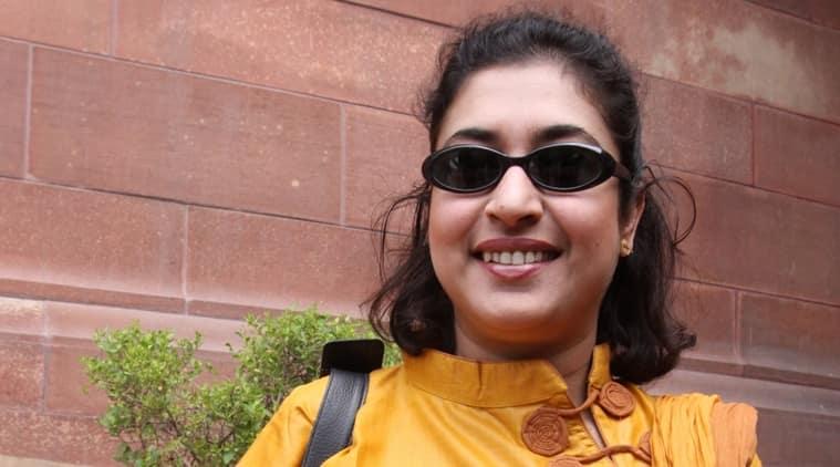 Trinamool Congress MP, MP Shatabdi Roy, equal treatment to women, India news, Indian express news