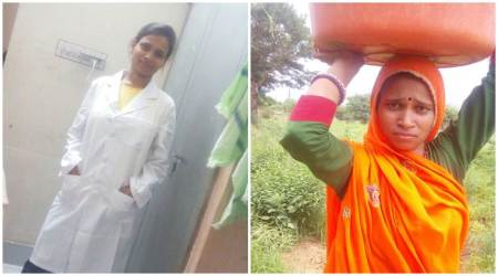 Married at 8, this Rajasthan woman who cleared NEET hits fund hurdle