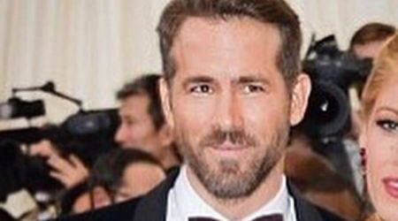 Ryan Reynolds wishes wife for her birthday, crops her out of the photo