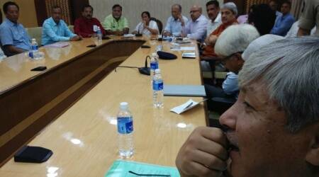 Mamata Government holds meeting with hill parties to end the deadlock in Darjeeling