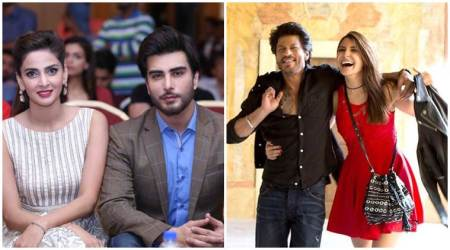Pakistani actors Saba Qamar and Imran Abbas trolled for praising Jab Harry Met Sejal