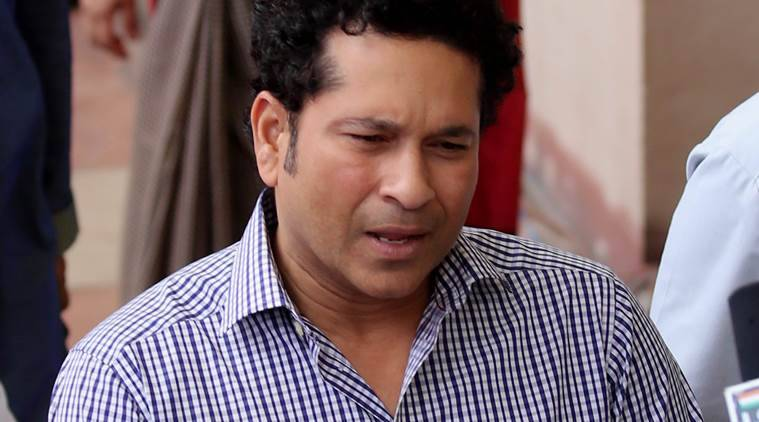 sachin tendulkar news, mplad funds news, india news, indian express news