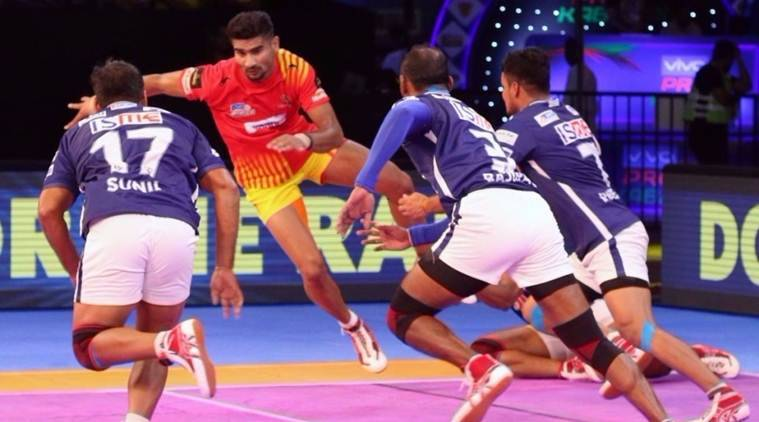 Dream debut for Gujarat Fortunegiants