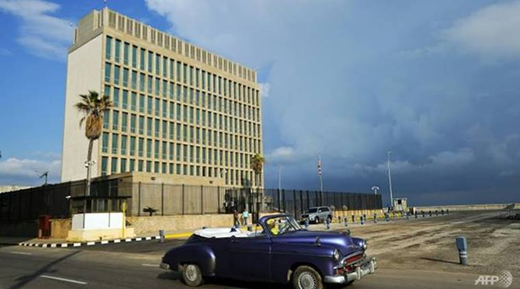 US Diplomats, US Diplomats Attacked Cuba, Cuba US Diplomats Attacked, Cuba, Cuba Diplomats Attacked, World News, Latest World News, Indian Express, Indian Express News