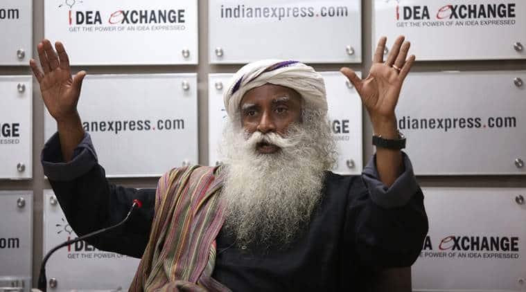 sadhguru, isha foundation, sadhguru jaggi vasudev, blue whale challenge, millenials, indian express news