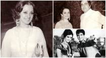 Happy birthday Saira Banu: From her love for Dilip Kumar to more, here are some unseen photos of the actor