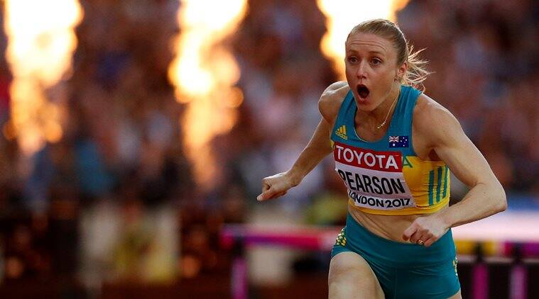 Sally Pearson, Australia Sally Pearson, Sally Pearson 100m, sports news, Indian Express