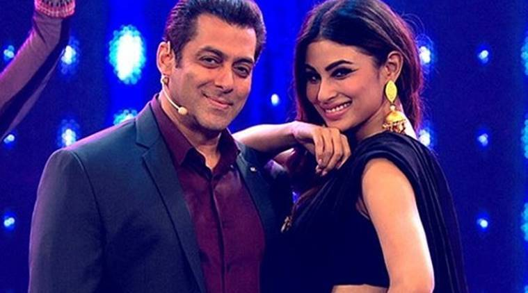 bigg boss 11, salman khan, mouni roy, salman mouni, salman mouni shoot for bigg boss promo, bigg boss 11 promo