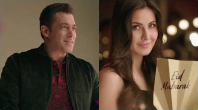 Did Salman Khan Just 'Splash' His Wishes To Katrina Kaif?