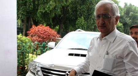 Triple talaq not acceptable form of behaviour between man and woman: Salman Khurshid