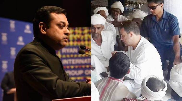 Rahuls vehicle attacked in Gujarat says not scared of cowards