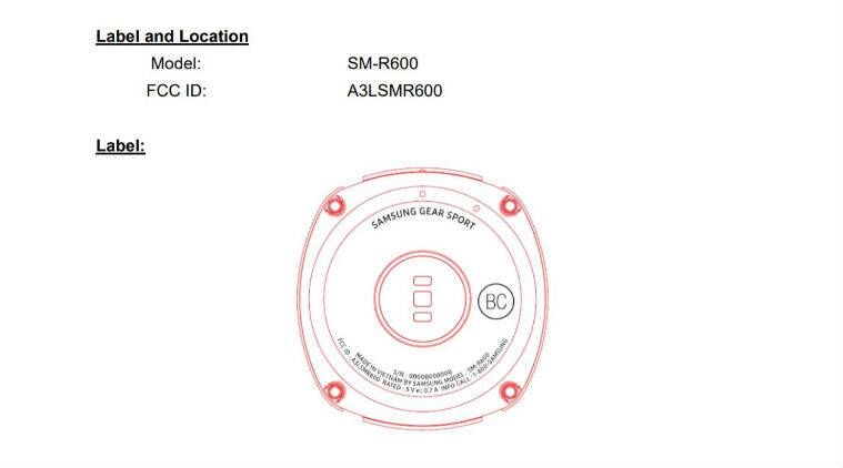 Samsung Gear Fit 2 Pro likely gets confirmed; Gear Sport clears FCC