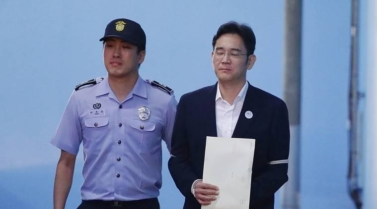 South Korean media, samsung, South Korea, samsung heir, samsung heir dispute