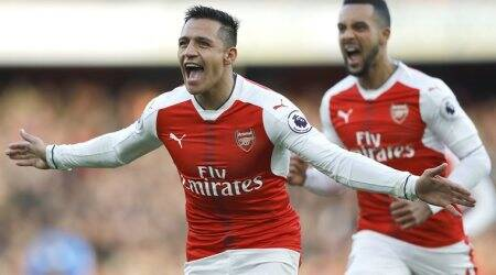 Arsenal handed Alexis Sanchez boost ahead of Liverpool trip