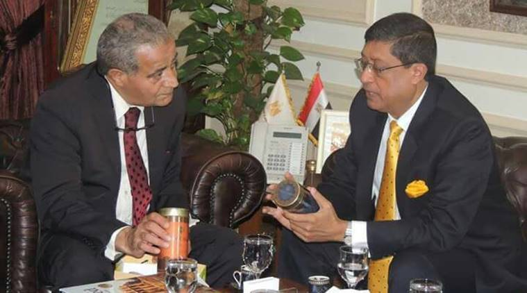 Egypt, Egypt india, India trade, india food trade, Sanjay Bhattacharyya, latest news, indian express