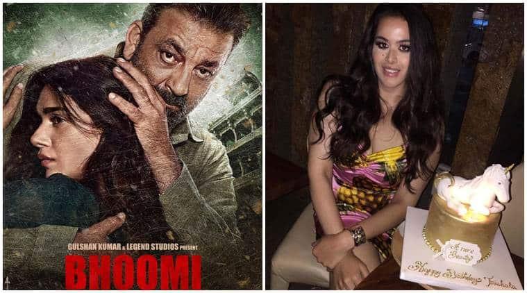 Sanjay Dutt, Trishala dutt, Sanjay Dutt bhoomi, bhoomi, bhoomi trailer, Trishala dutt birthday, Sanjay Trishala, Sanjay Trishala photos