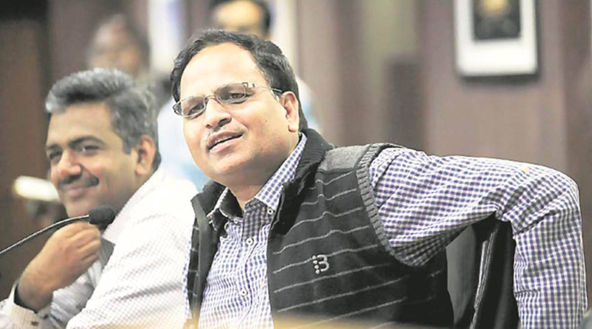 Delhi: Centre should accept there is community spread, says Satyendar Jain