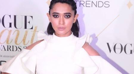 Sayani Gupta's futuristic hairstyle is simply next level amazing