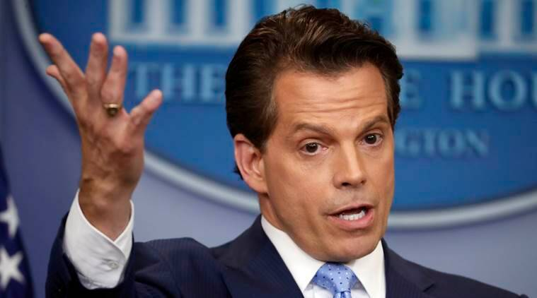 Anthony Scaramucci sacked by Trump, listed dead by Harvard