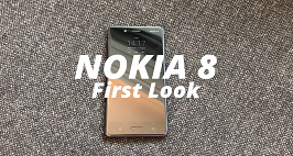 Nokia 8 Flagship With Qualcomm Snapdragon 835 Launched: Here's A First Look