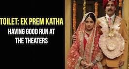 Twinkle Khanna On Toilet Ek Prem Katha Success