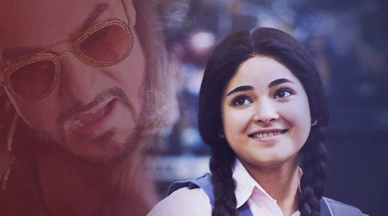 'Secret Superstar' second poster out: Watch Aamir as Zaira's mentor